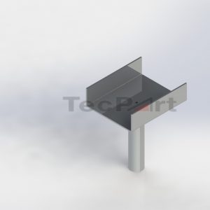FORCADO-SIMPLES-FIXO-Vista-Isométrica